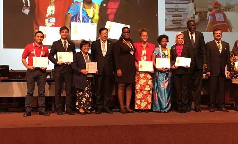 Proyecto tecnológico de Cruz Roja recibe premio internacional