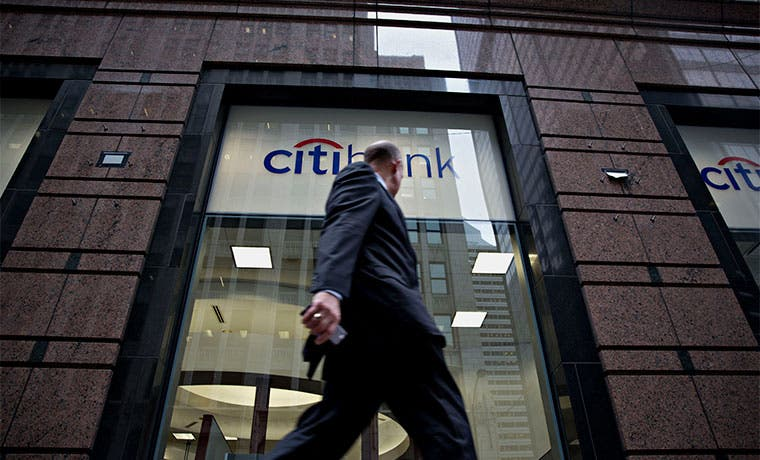 Citigroup quedaría bajo supervisión de Banco Central Europeo