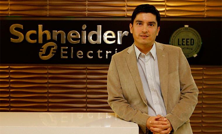 Schneider Electric galardonado por eficiencia energética