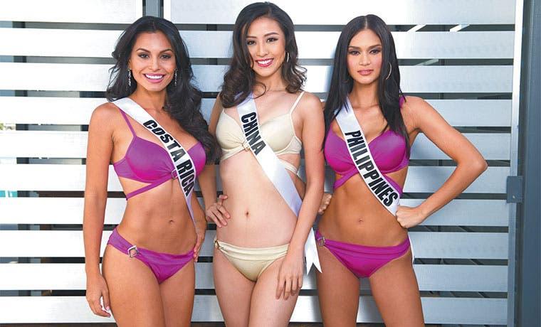 Miss Universo más cerca