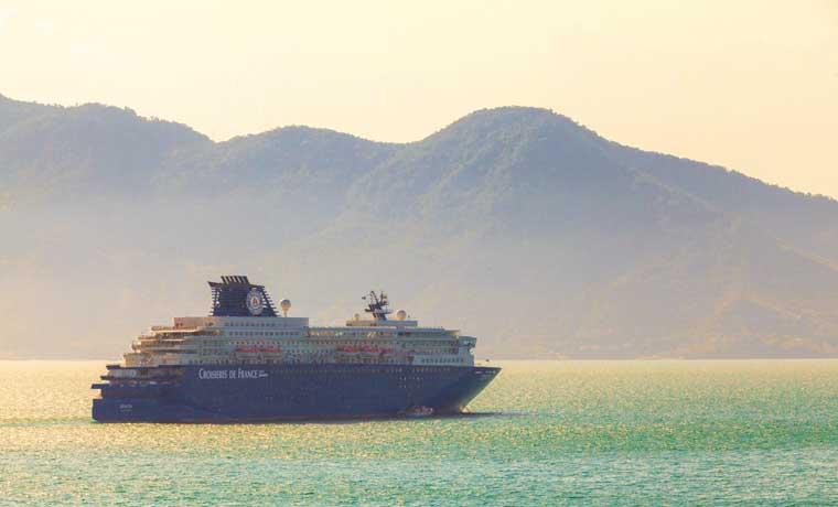 20 mil turistas arribarán a Puerto Limón vía cruceros
