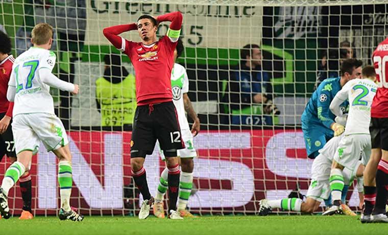 Fracaso del Manchester United