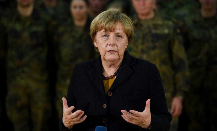 Revista Time nombra a Merkel como persona del año