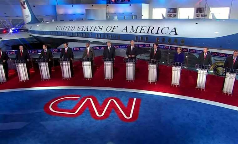Elecciones en EE.UU., lo más discutido en Facebook durante 2015
