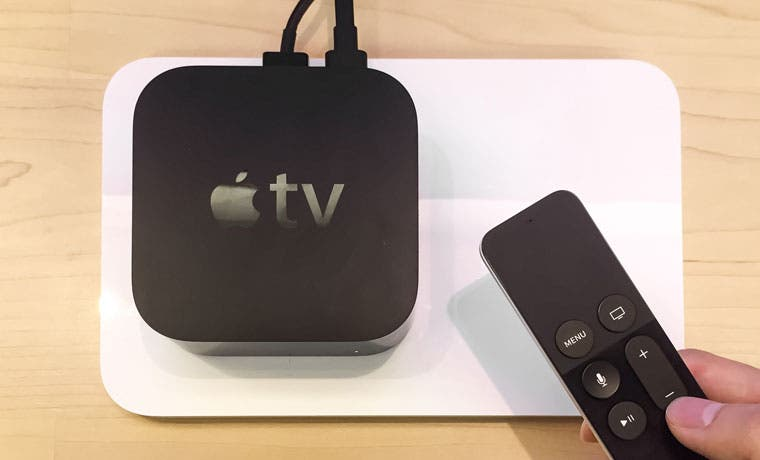 Apple suspende planes para servicio de TV en vivo