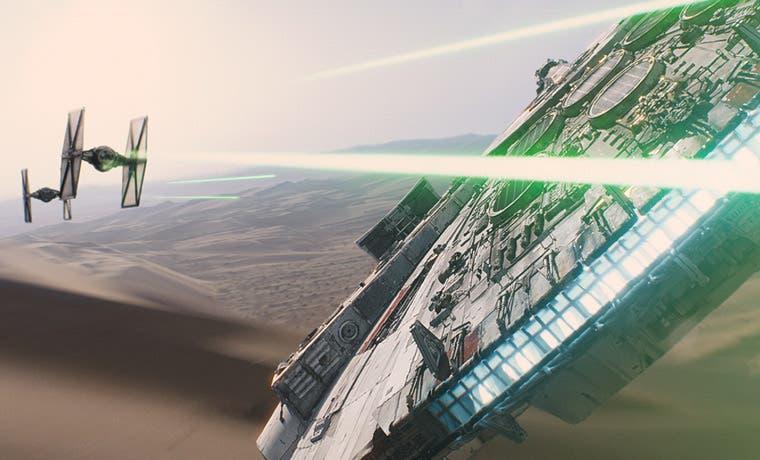 Star Wars a una semana de su estreno