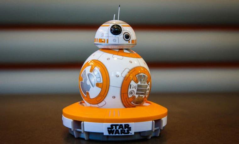 Droide BB-8 de Star Wars llegó al país