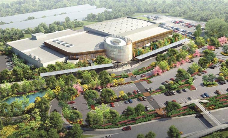 Siete empresas concursan para construir Centro Nacional de Convenciones