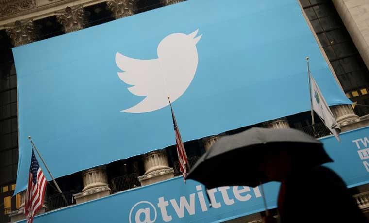 Twitter agrega anuncios también para los visitantes sin cuentas