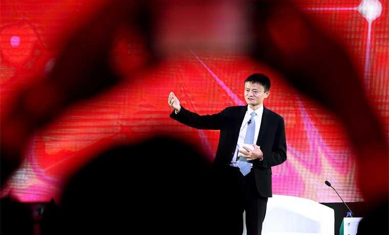 Alibaba posee $38 mil millones para gastar en acuerdos en 2016