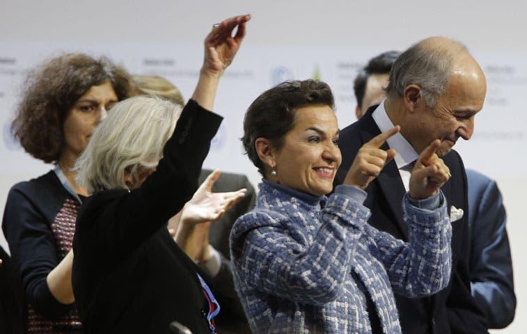 """Acuerdo de cambio climático """"un gran salto para la humanidad"""""""