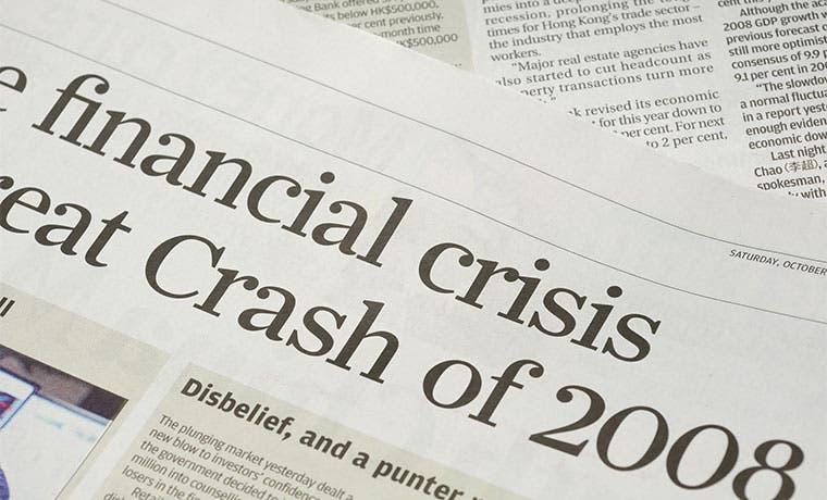 Hollywood aborda crisis financiera de 2008 como una tragicomedia