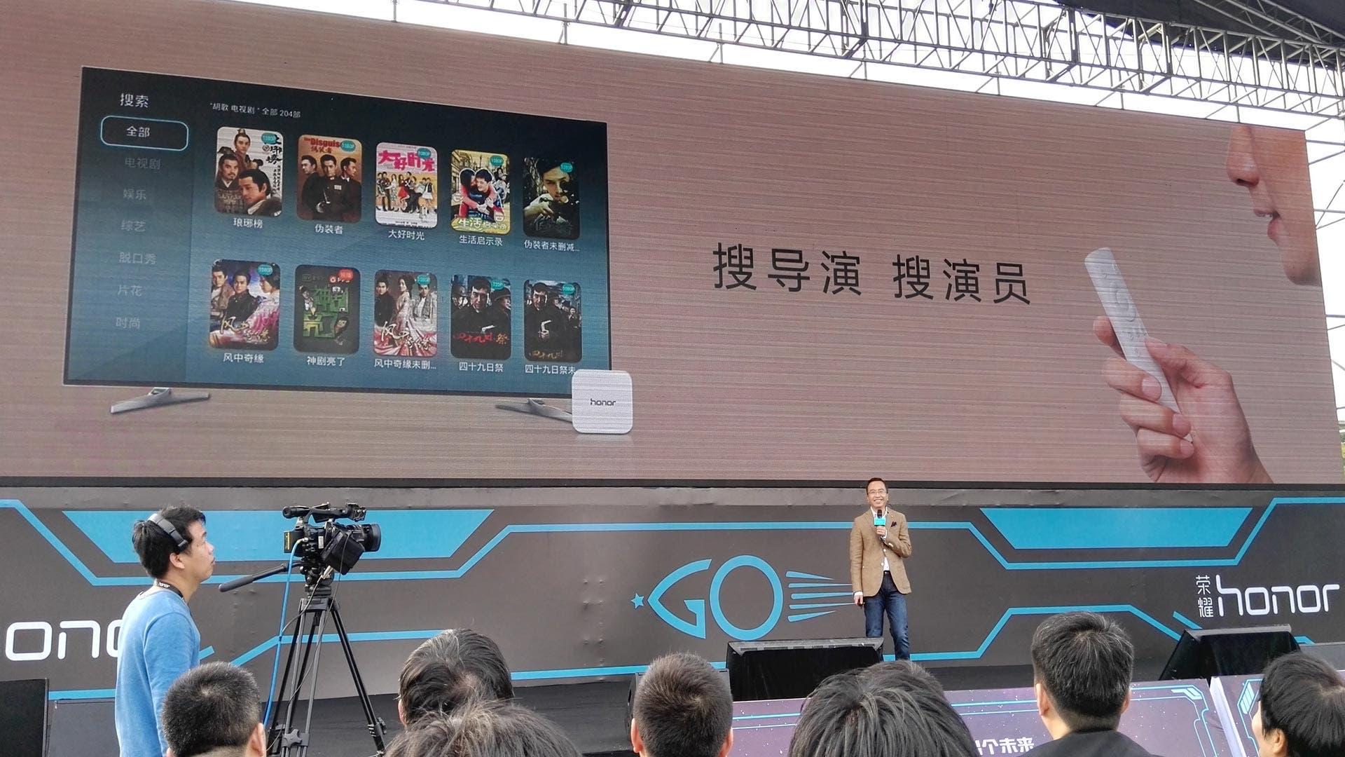 Huawei quiere conquistar su casa