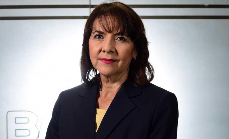 Banco Nacional nombra por primera vez a una mujer como presidenta
