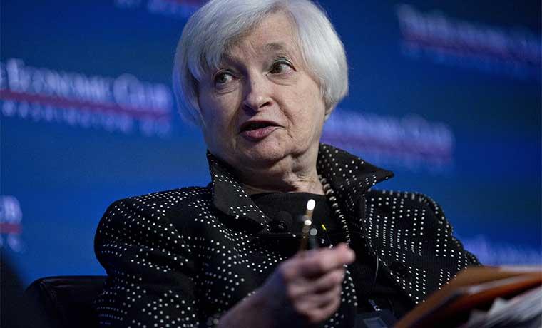 Volatilidad del mercado no frenará aumento de tasas en Estados Unidos