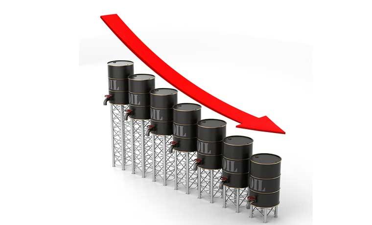 Petróleo cae a su mínimo en siete años e Irán promete más crudo