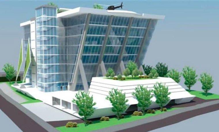 21 empresas se postularon para construcción de nuevo edificio del MOPT