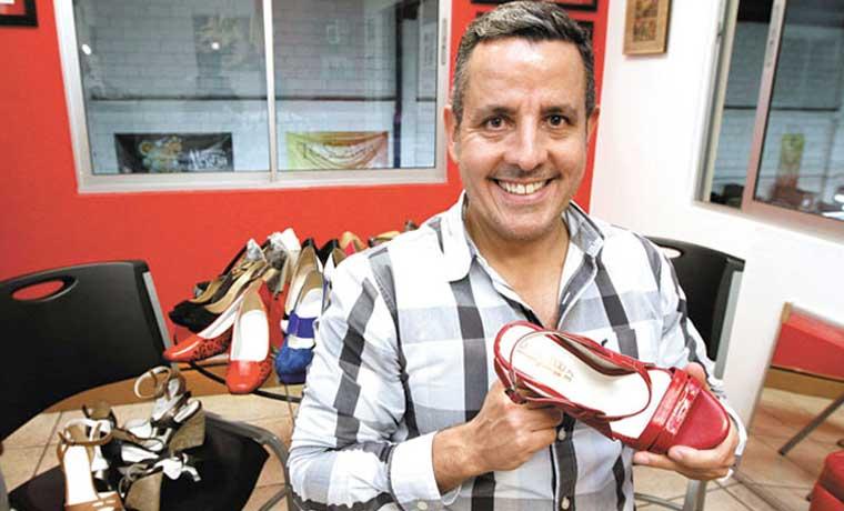 Diseñador Daniel del Barco abre su primera tienda