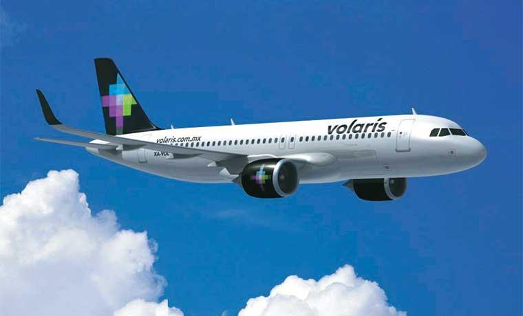 Volaris operaría con bandera costarricense en marzo próximo