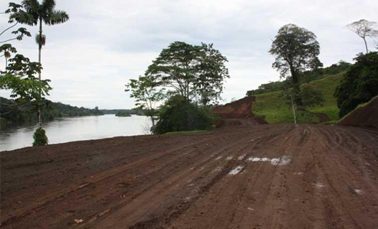 Nicaragua no demostró daño ambiental del río San Juan por construcción de trocha