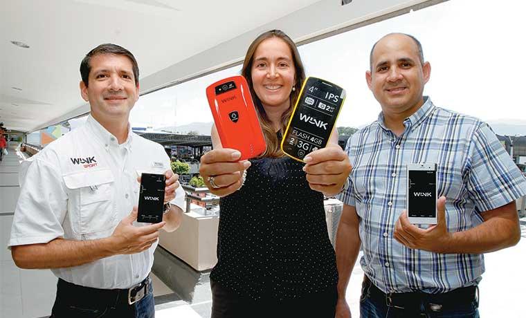 """Wink: el celular """"deportivo"""" que hace un guiño al mercado tico"""