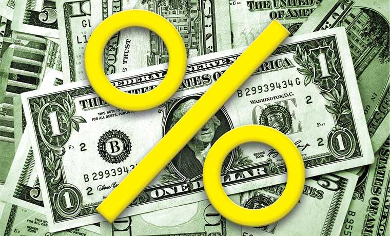 Incertidumbre sobre intereses en dólares en 2016