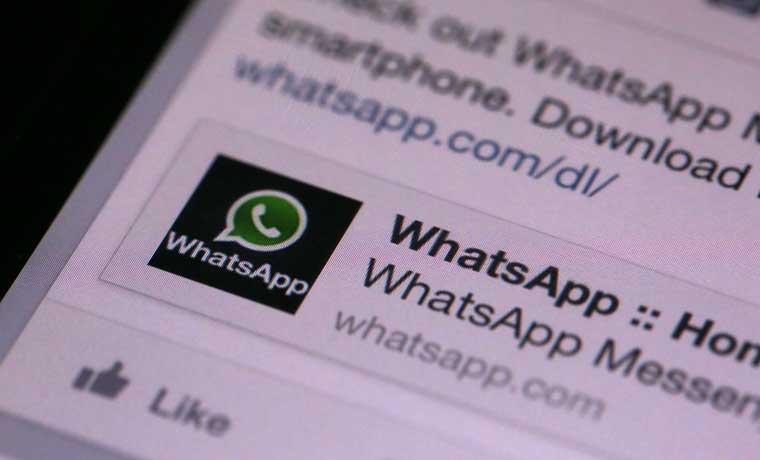 Brasil bloquea WhatsApp, por negarse a entregar datos de usuarios