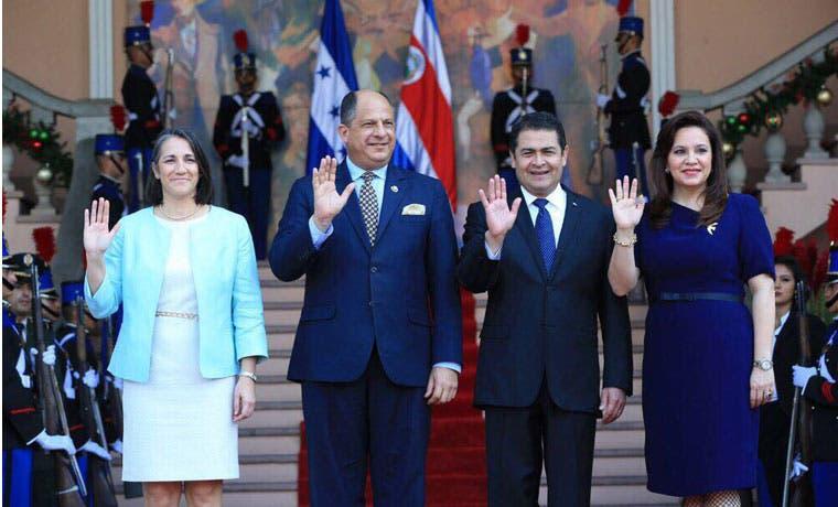Visita de Costa Rica a Honduras pretende fortalecer relaciones