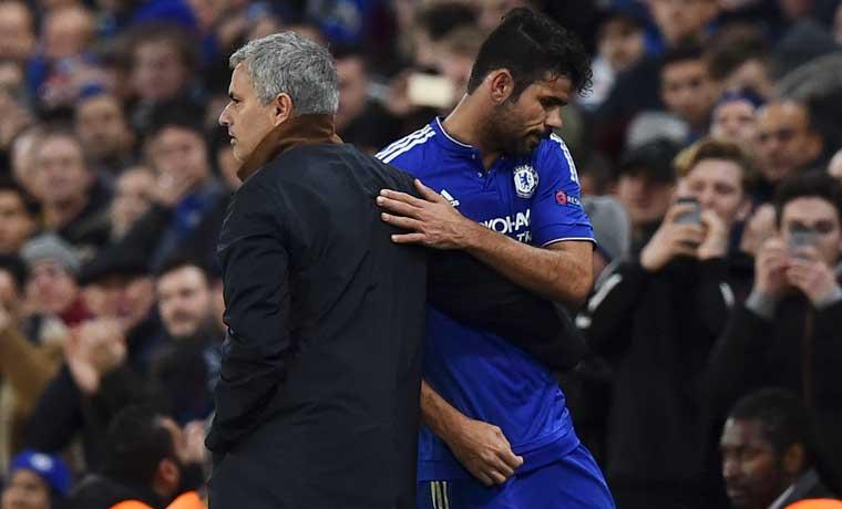 Mourinho fuera del Chelsea