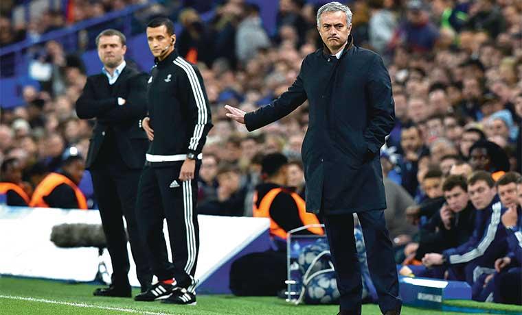 Chelsea no dio más oportunidades a Mou
