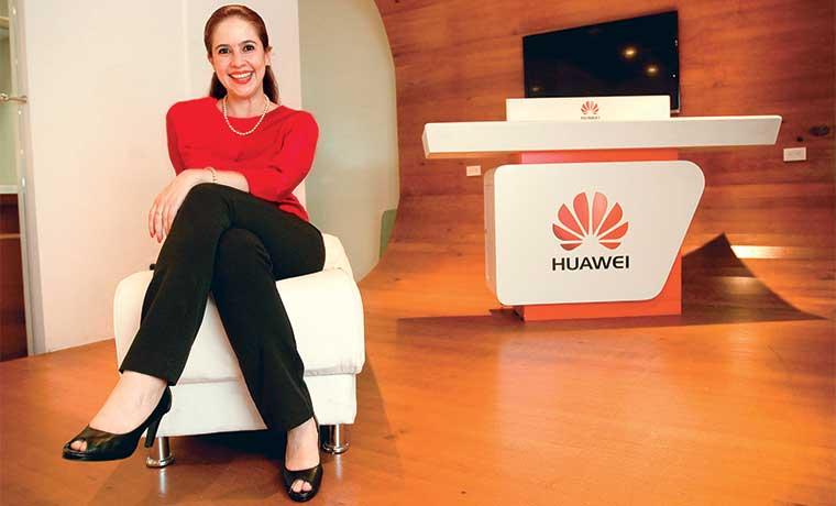 Haciendo historia dentro de Huawei