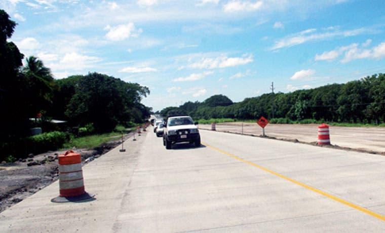 Tramo de nueva carretera entre Cañas y Liberia se habilitará el lunes