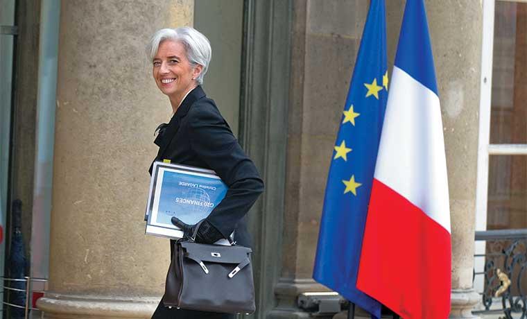 Reelección de Lagarde en el FMI ya no es un hecho consumado