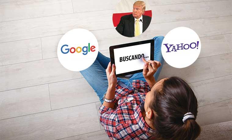 Lo más buscado en Google y Yahoo este año