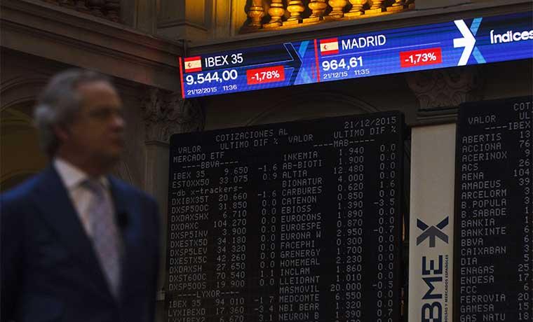 Caen bonos de España después de elecciones