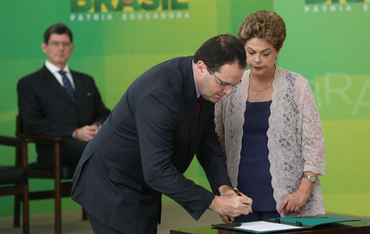 Nuevo ministro de Hacienda en Brasil genera desplome instantáneo