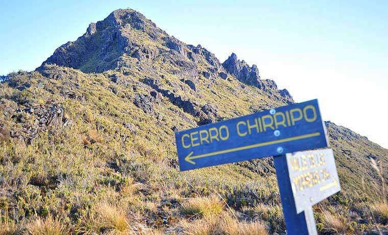 Cerro Chirripó cuenta con nueva ruta de ascenso