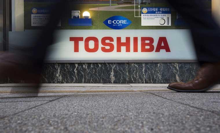 S&P y Moody's rebajan a 'bono basura' el rating de Toshiba