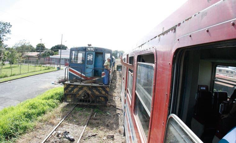 Incofer suspende inauguración de servicio de tren hasta San Joaquín de Flores