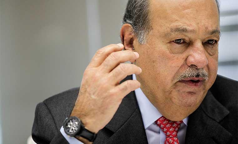 Carlos Slim es el gran perdedor entre los 400 más ricos