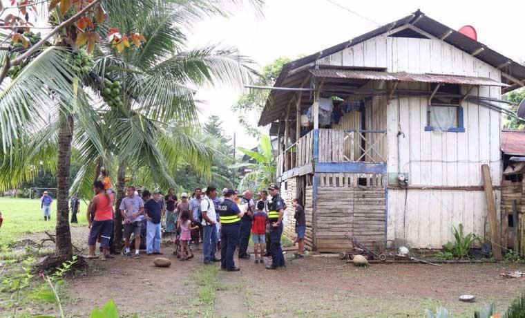 Familias desalojadas de Palmar Sur se trasladarán a viviendas de Fundación Techo