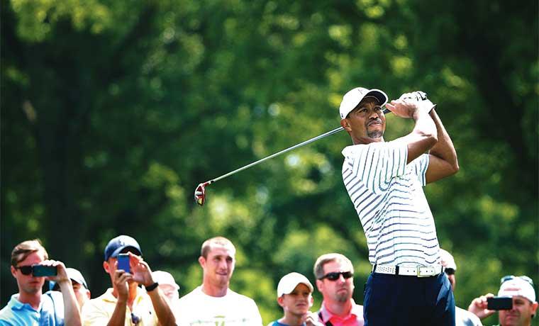 Woods se ve ganando más Majors