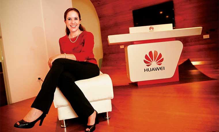 Huawei ya es primero en smartphones