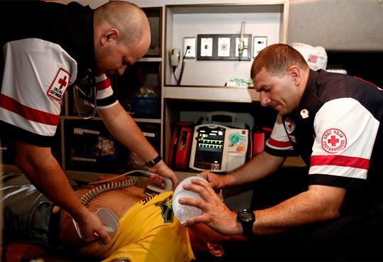 Cruz Roja permanece alerta para asistir a vacacionistas