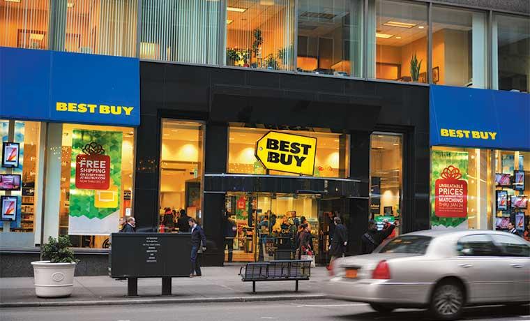 Minoristas de EE.UU. entregan gratis para mejorar débiles ventas