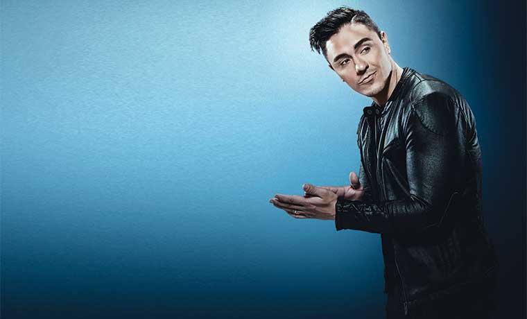 Joey Montana cantará en Costa Rica