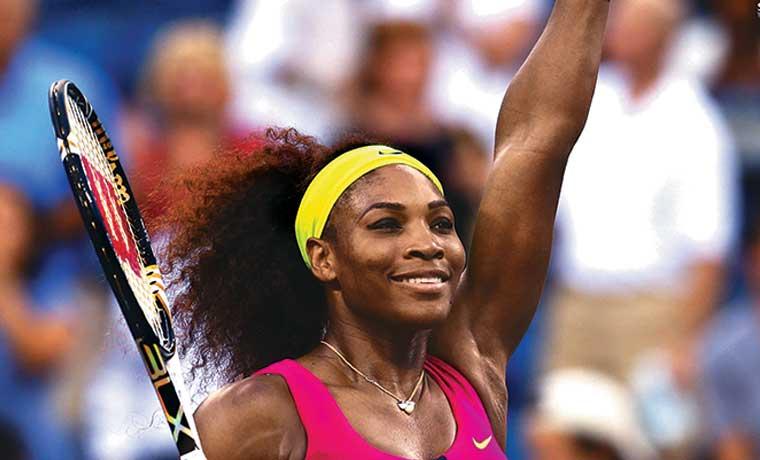 ¡Arrasó Serena!
