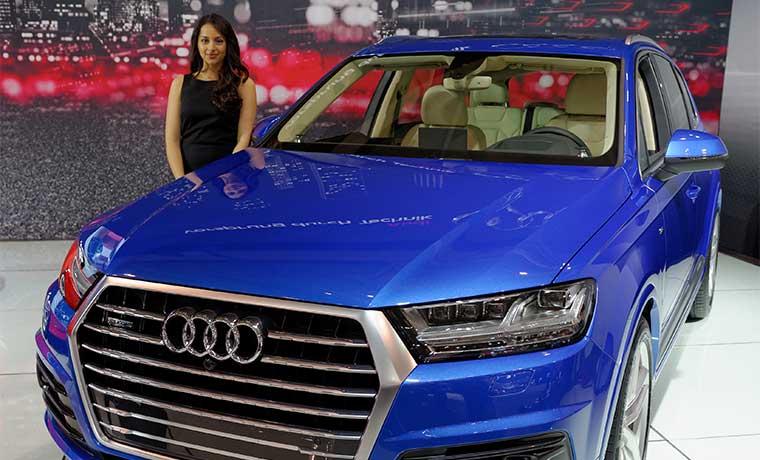 Audi añadirá nuevo modelo Q2 a línea de SUV