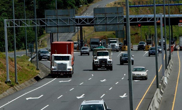 Ruta 27 tendrá carril reversible hacia San José el domingo