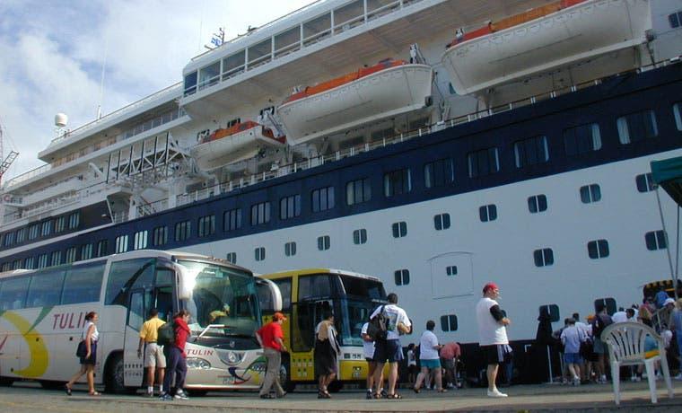 56 cruceros llegaron a Limón en tres meses